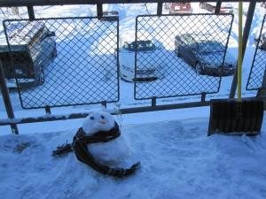 Day 73. Snowman